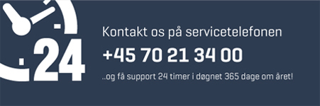 Service support - contact