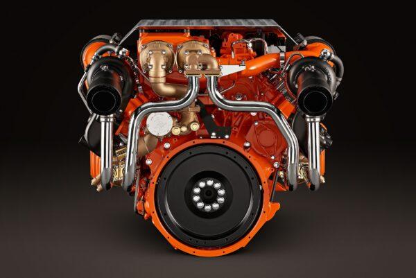 Ny high power DI16 76M fremdriftsmotor