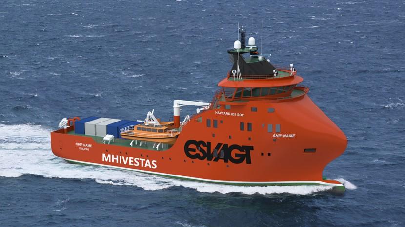 Esvagt - 831 SOV