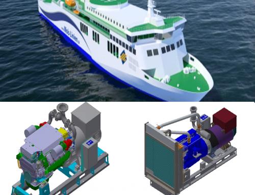Nyt projekt til Mols-Liniens RoPax færge