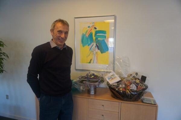 Børge Munk går på pension, efter 38 år hos Nordhavn A/S