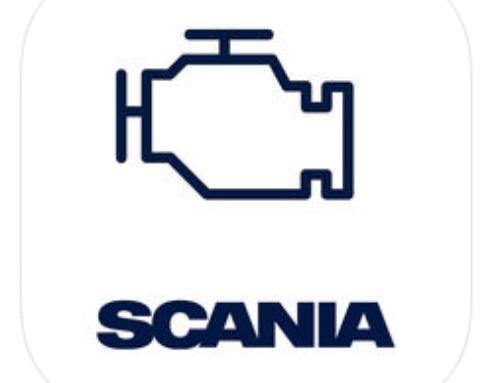 Scania udgiver motor app