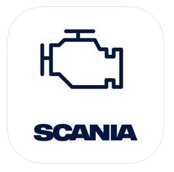 Scania App ikon