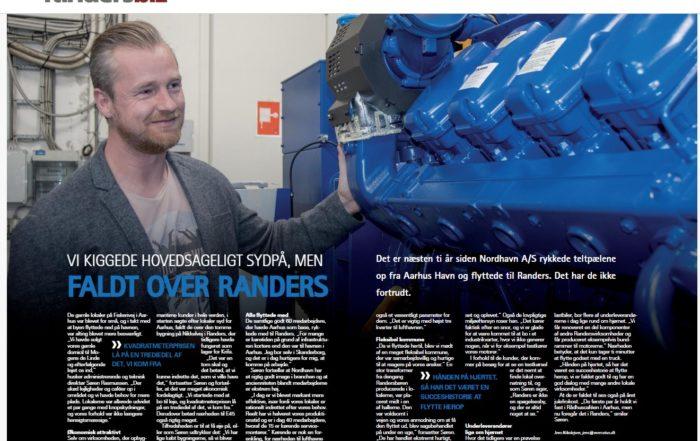 Artikel med CEO Søren Rasmussen