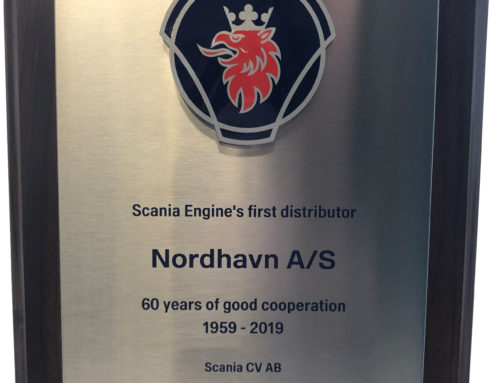 Gift from Scania