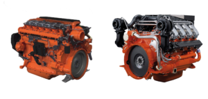 Scania motorer - DI13 + DI16