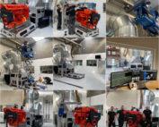 Proces for installation af dynamometer