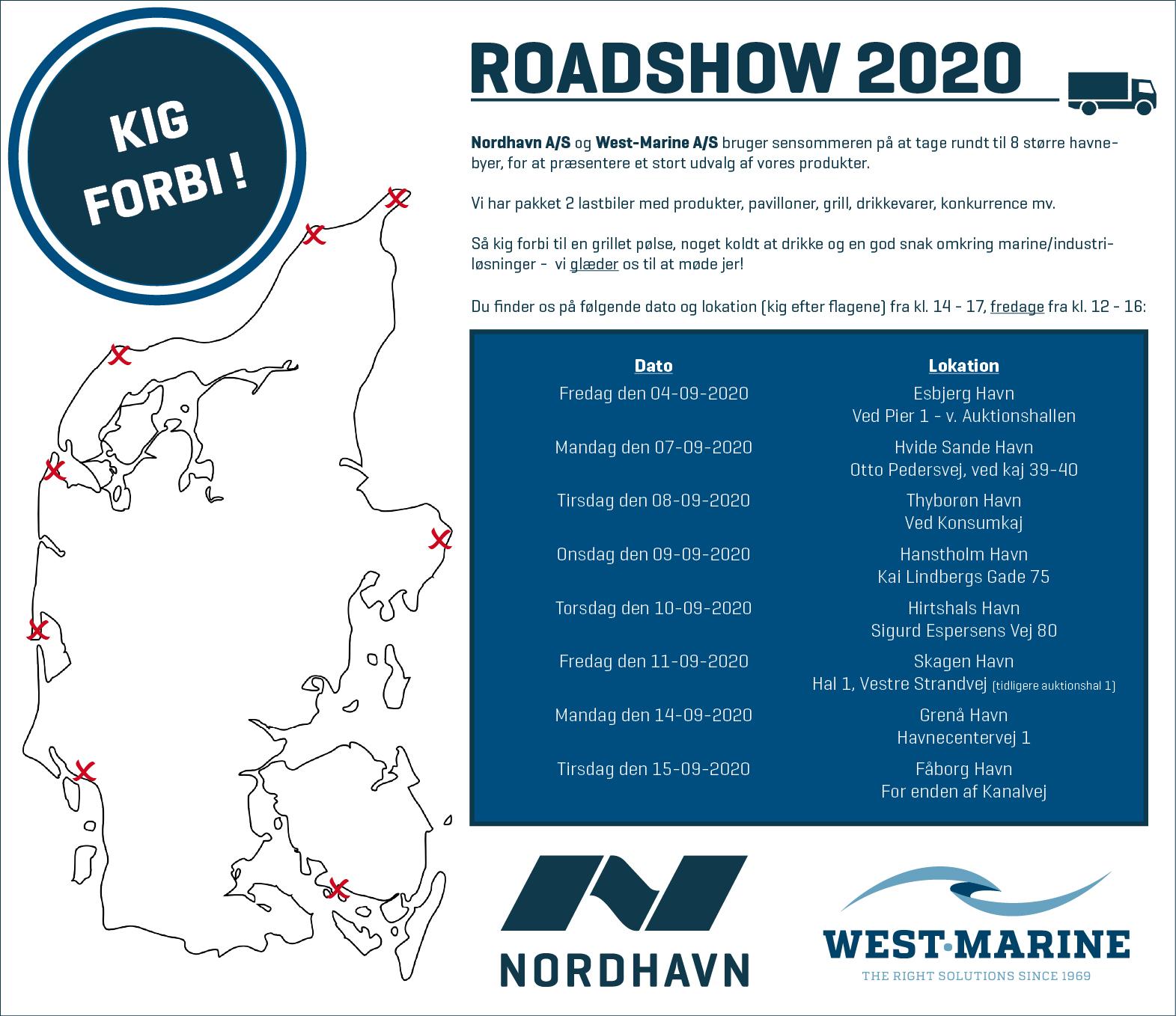 Roadshow 2020