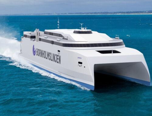 Ny færge til Molslinjen – Express 5