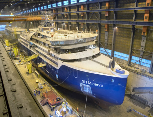 3 Expedition Cruise nybygninger med Nordhavn A/S leverance